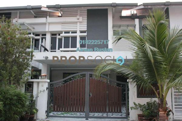 For Sale Superlink at Bandar Parklands, Klang Freehold Unfurnished 4R/4B 855k