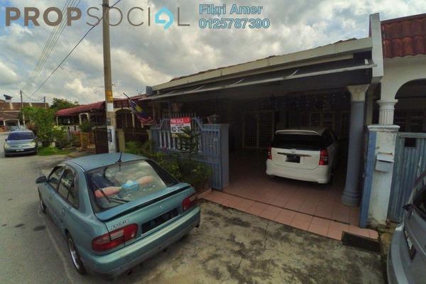 For Sale Terrace at Taman Kajang Mewah, Kajang Freehold Unfurnished 3R/2B 380k