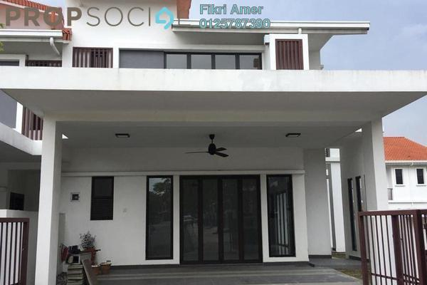 For Sale Terrace at Nukilan, Alam Impian Freehold Unfurnished 6R/7B 1.34m