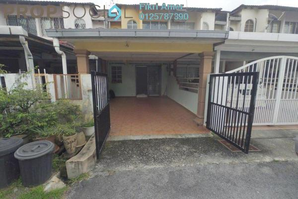 For Sale Terrace at Taman Sri Gombak, Batu Caves Freehold Unfurnished 3R/2B 450k