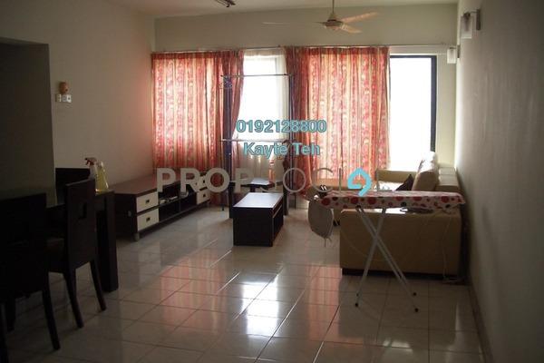For Rent Condominium at Desa Kiara, TTDI Freehold Semi Furnished 3R/2B 2.5k