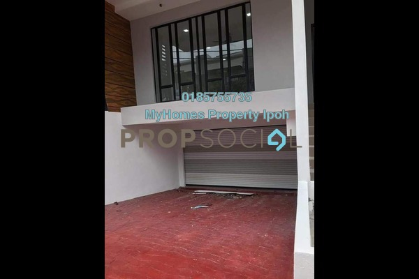 For Rent Terrace at Bandar Seri Botani, Ipoh Freehold Unfurnished 4R/5B 1.5k