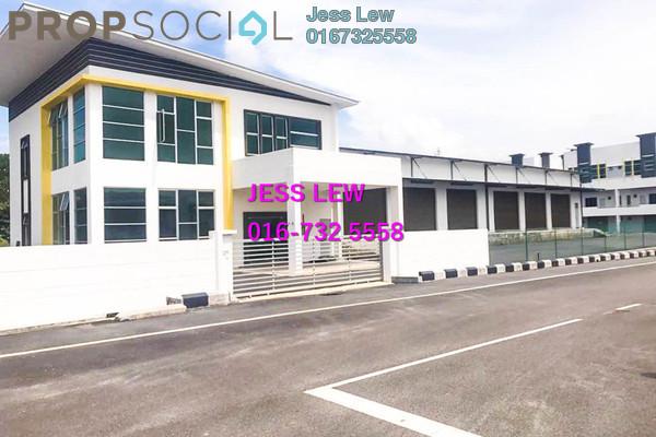 For Sale Factory at Taman Rembia Perkasa, Alor Gajah Freehold Semi Furnished 0R/0B 4.43m