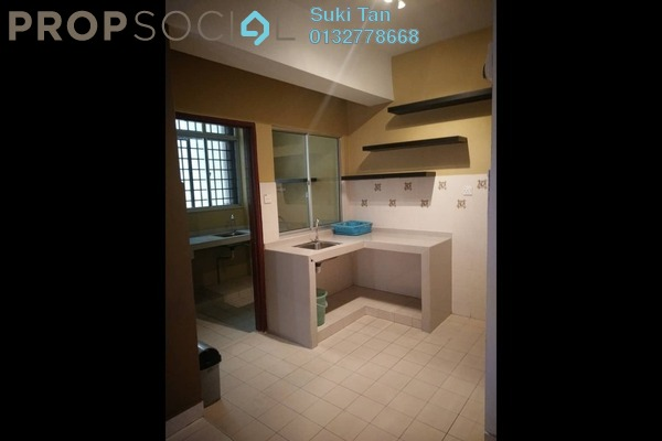 For Rent Apartment at Damansara Sutera, Kepong Freehold Semi Furnished 3R/2B 1.15k