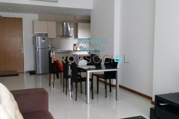 For Rent Condominium at Suasana Sentral Loft, KL Sentral Freehold Fully Furnished 1R/1B 3.4k