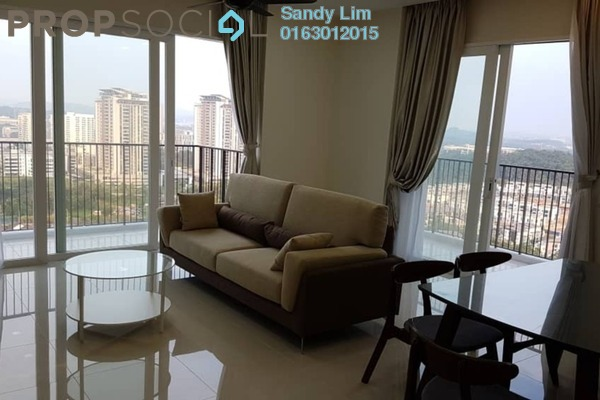 For Rent Condominium at Verdi Eco-dominiums, Cyberjaya Freehold Fully Furnished 3R/2B 3.5k