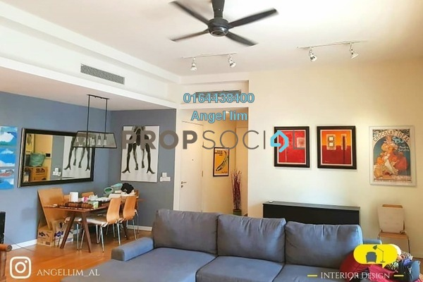 For Rent Condominium at St Mary Residences, KLCC Freehold Fully Furnished 3R/3B 6.3k