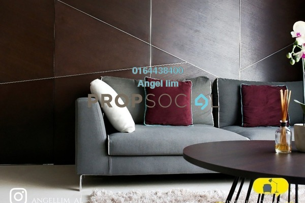 For Sale Condominium at Vortex Suites & Residences, KLCC Freehold Fully Furnished 3R/2B 1.19m