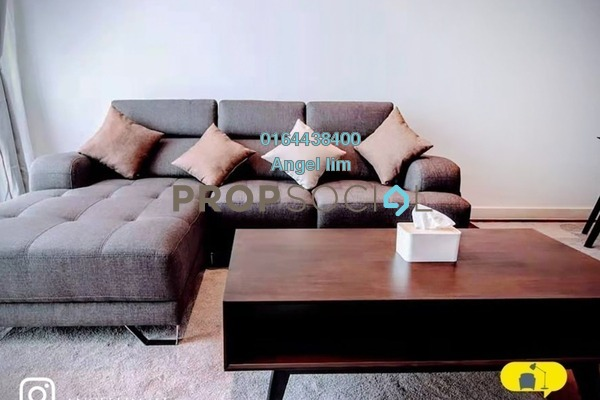 For Rent Condominium at The Mews, KLCC Freehold Fully Furnished 1R/1B 4.3k