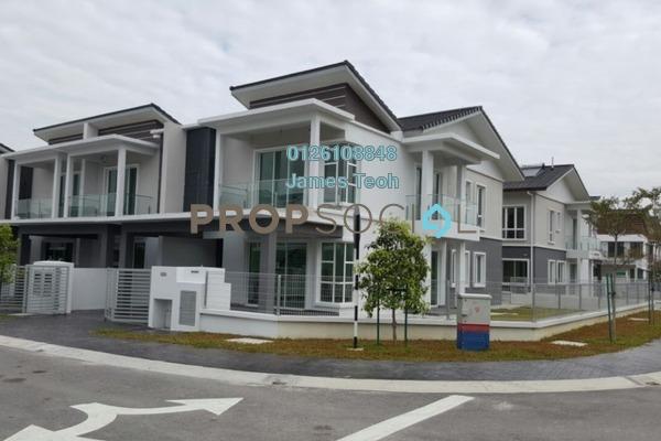 For Sale Terrace at Setia Impian, Setia Alam Freehold Unfurnished 5R/5B 1.5m