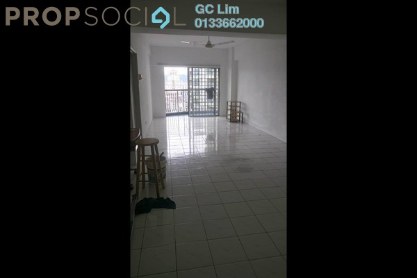 For Rent Condominium at Pandan Villa, Pandan Indah Freehold Unfurnished 3R/2B 1.3k