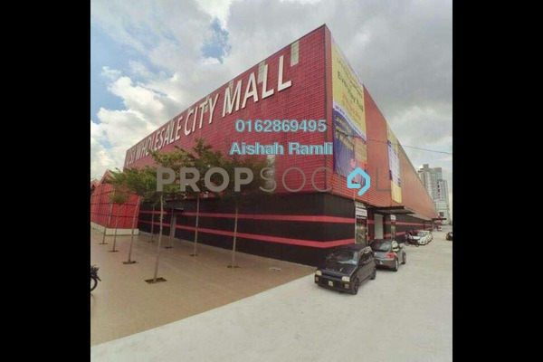 For Rent Shop at USJ 1, UEP Subang Jaya Freehold Unfurnished 0R/0B 1.43k