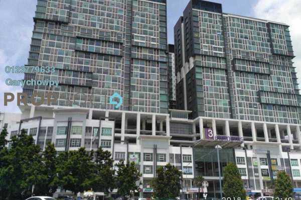 For Sale SoHo/Studio at 3Elements, Bandar Putra Permai Freehold Semi Furnished 1R/1B 196.9千