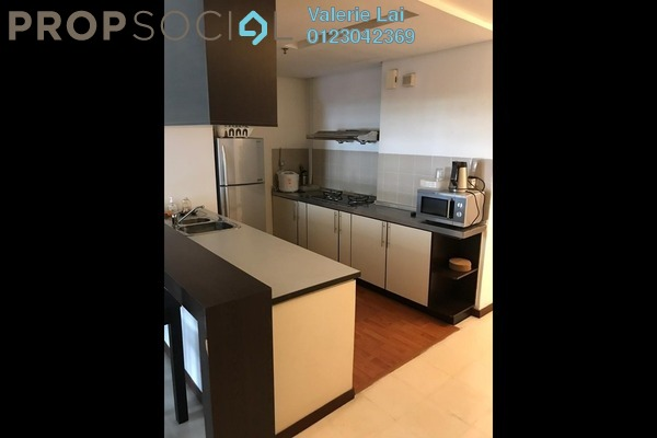For Sale Condominium at i-Zen Kiara II, Mont Kiara Freehold Fully Furnished 1R/1B 700k