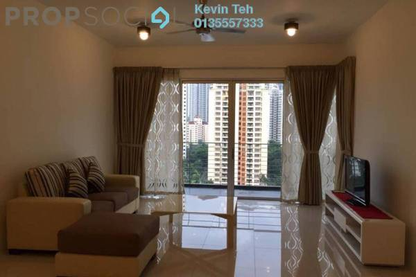 For Sale Condominium at Kiara 1888, Mont Kiara Freehold Fully Furnished 3R/3B 1.1m