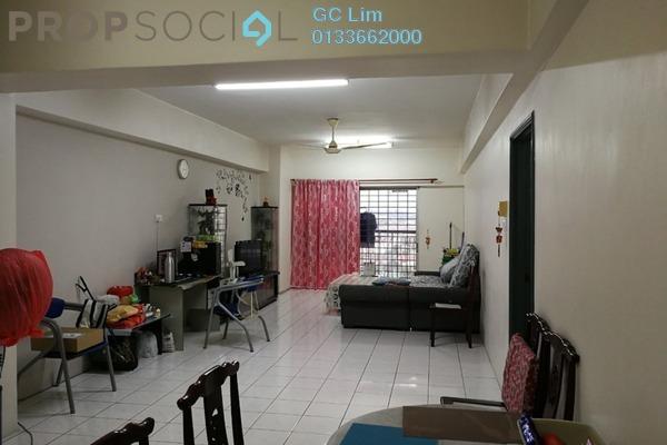 For Sale Condominium at Pandan Villa, Pandan Indah Freehold Semi Furnished 4R/2B 495k