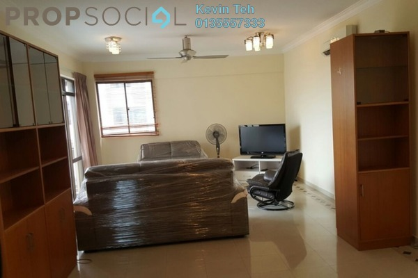 For Rent Condominium at Cascadium, Bangsar Freehold Fully Furnished 2R/2B 3.7k
