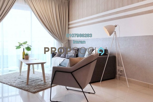 For Rent Serviced Residence at Solaris Dutamas, Dutamas Freehold Fully Furnished 2R/2B 4.2k