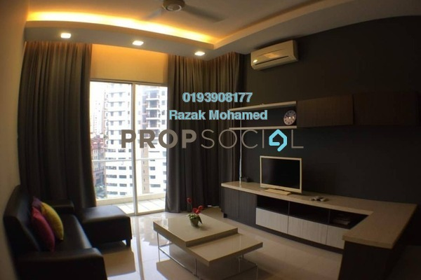 For Rent Condominium at Setapak Green, Setapak Freehold Fully Furnished 3R/2B 2.5k