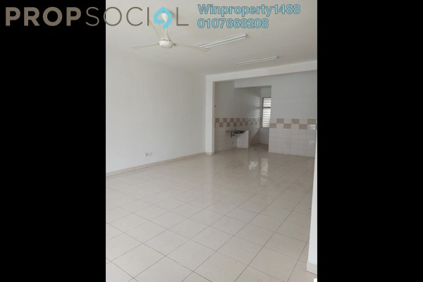 For Rent Terrace at Mutiara Indah, Puchong Freehold Unfurnished 4R/3B 1.4k