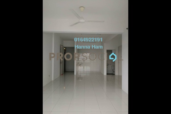 For Rent Condominium at Pulse, Gelugor Freehold Unfurnished 3R/2B 1.15k