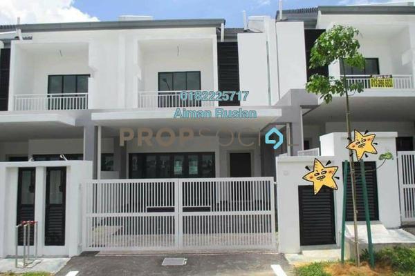 For Sale Terrace at Delfina, Nilai Impian Freehold Unfurnished 4R/3B 670k