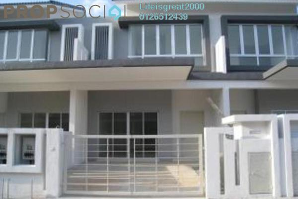 For Sale Terrace at PP 2, Taman Putra Prima Freehold Semi Furnished 5R/4B 775k
