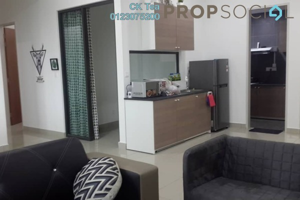 For Sale Condominium at CitiZen, Old Klang Road Freehold Fully Furnished 4R/2B 690k