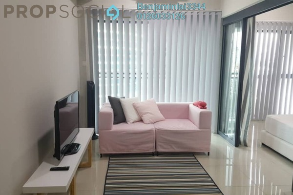 For Rent Serviced Residence at Pacific 63, Petaling Jaya Freehold Fully Furnished 1R/1B 1.6k