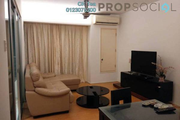 For Rent Condominium at i-Zen Kiara I, Mont Kiara Freehold Fully Furnished 2R/2B 2.8k