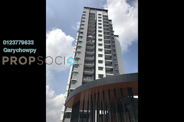 For Sale Condominium at Sutera Pines, Bandar Sungai Long Freehold Semi Furnished 3R/2B 594k