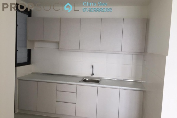 For Rent Condominium at Ken Rimba, Shah Alam Freehold Semi Furnished 3R/2B 1.43k