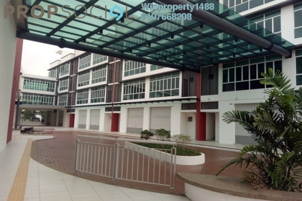 For Rent Shop at PU1, Bandar Puchong Utama Freehold Unfurnished 0R/0B 9k