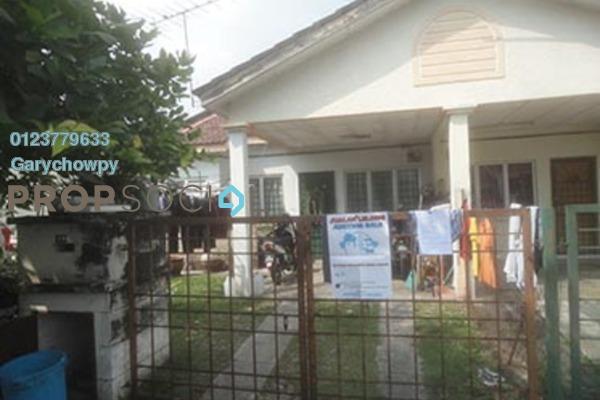 For Sale Terrace at Bandar Saujana Utama, Sungai Buloh Freehold Semi Furnished 3R/2B 288k