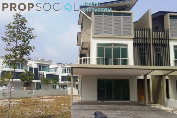 For Sale Terrace at D'Island, Puchong Leasehold Unfurnished 6R/6B 2.9m