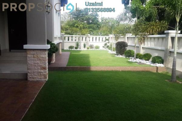 For Sale Bungalow at Section 13, Shah Alam Leasehold Fully Furnished 6R/7B 3.4m