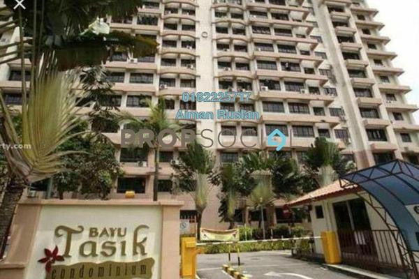 For Sale Condominium at Bayu Tasik 1, Bandar Sri Permaisuri Freehold Unfurnished 3R/2B 400k