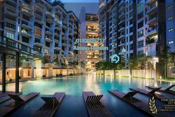 For Sale Condominium at Univ 360 Place, Seri Kembangan Freehold Semi Furnished 3R/2B 440k