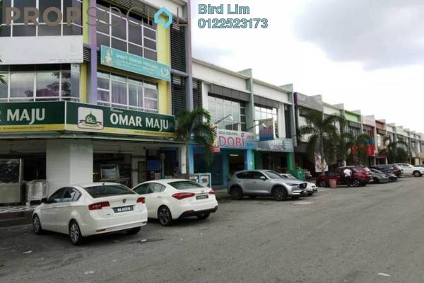 For Sale Terrace at Taman Puncak Jalil, Bandar Putra Permai Freehold Unfurnished 1R/4B 1.38m