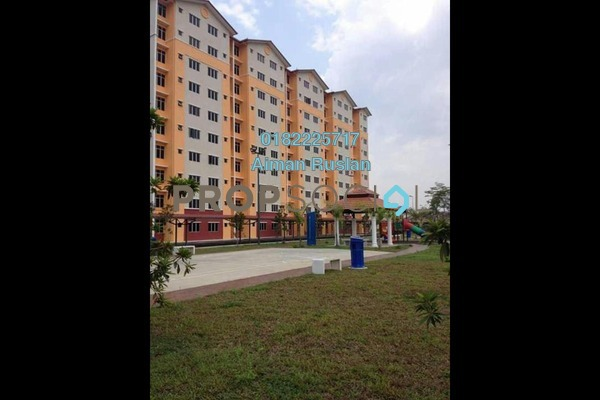 For Sale Apartment at Melor Apartment, Kajang Freehold Unfurnished 3R/2B 245k