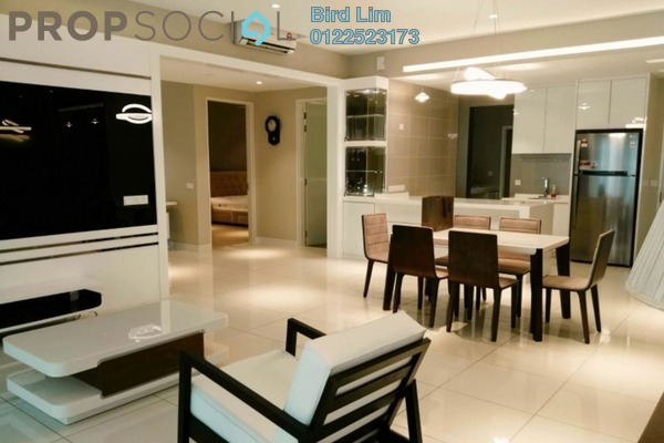 For Sale Condominium at Seringin Residences, Kuchai Lama Freehold Fully Furnished 3R/2B 1.35m