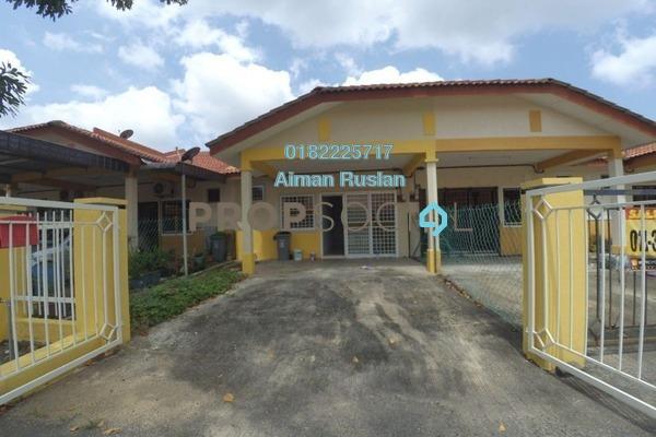 For Sale Terrace at Nusari Bayu, Bandar Sri Sendayan Freehold Unfurnished 3R/2B 240k