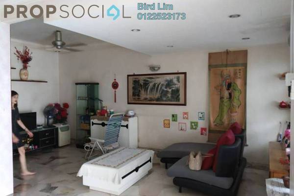 For Sale Terrace at Cheras Perdana, Cheras South Freehold Semi Furnished 4R/3B 742k