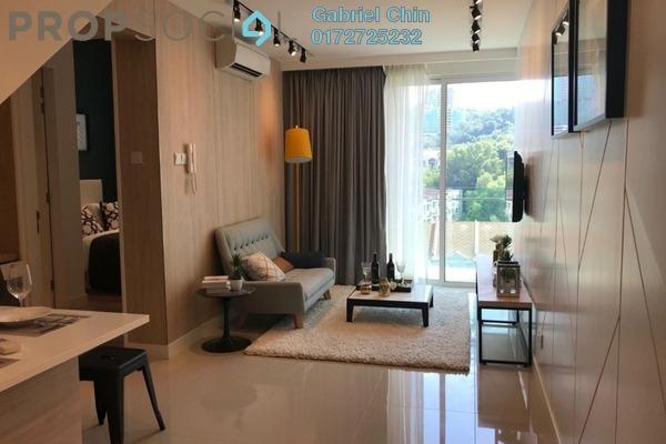 For Sale Duplex at Suria @ North Kiara, Segambut Freehold Semi Furnished 4R/3B 610k
