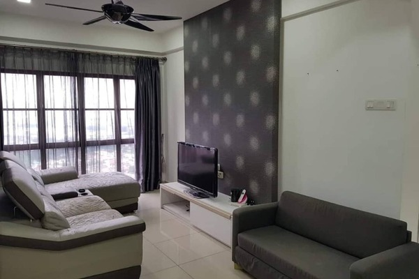 For Rent Condominium at Park 51 Residency, Petaling Jaya Freehold Semi Furnished 2R/2B 2.2k
