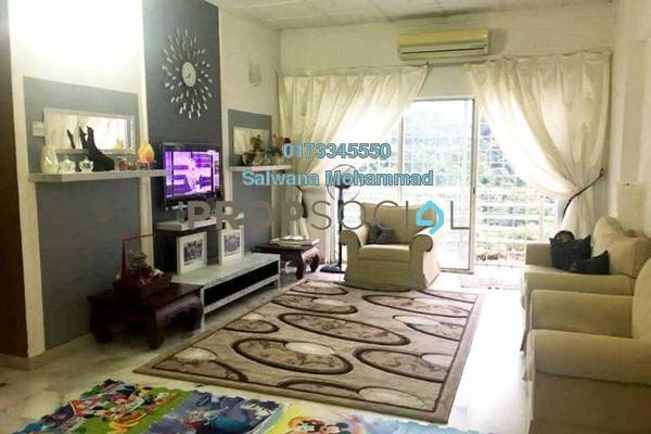For Rent Condominium at Emerald Hill, Ampang Freehold Fully Furnished 3R/2B 1.5k