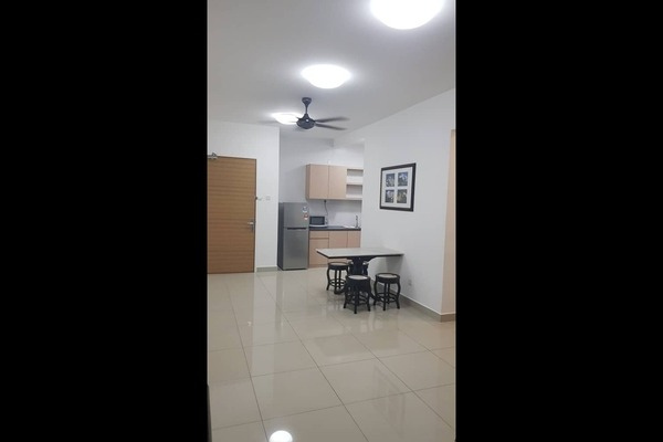 For Rent Condominium at Pearl Suria, Old Klang Road Freehold Fully Furnished 2R/2B 2.3k
