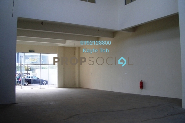 For Sale Factory at i-Parc1, Bukit Jelutong Freehold Unfurnished 0R/0B 4m