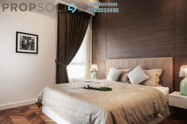 For Sale Condominium at Nadayu 801, Subang Leasehold Fully Furnished 3R/4B 570k