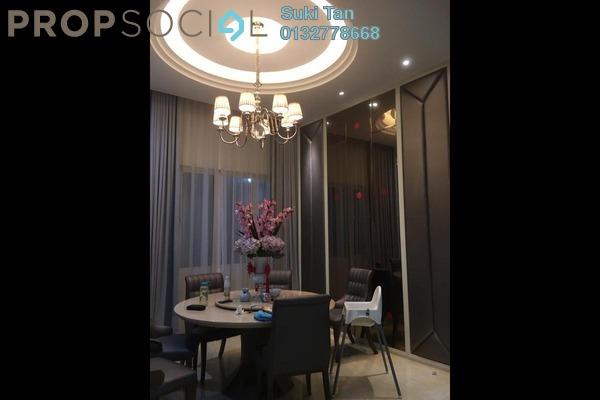 For Sale Terrace at Villa Manja, Bandar Menjalara Freehold Semi Furnished 5R/5B 3.25m